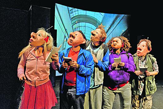Kinder-und Jugendtheater