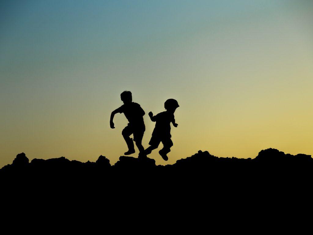 Kinderrechte-Symbolfoto