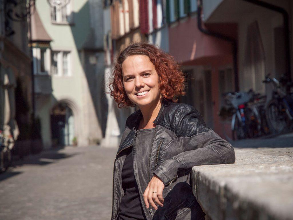 Katharina Meredith Portraet