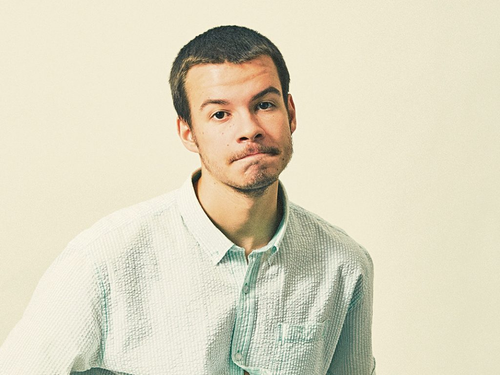 Porträt Rex Orange County