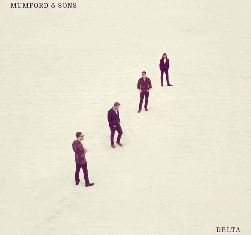 """Cover von """"Delta"""", dem neuen Album von Mumford & Sons"""