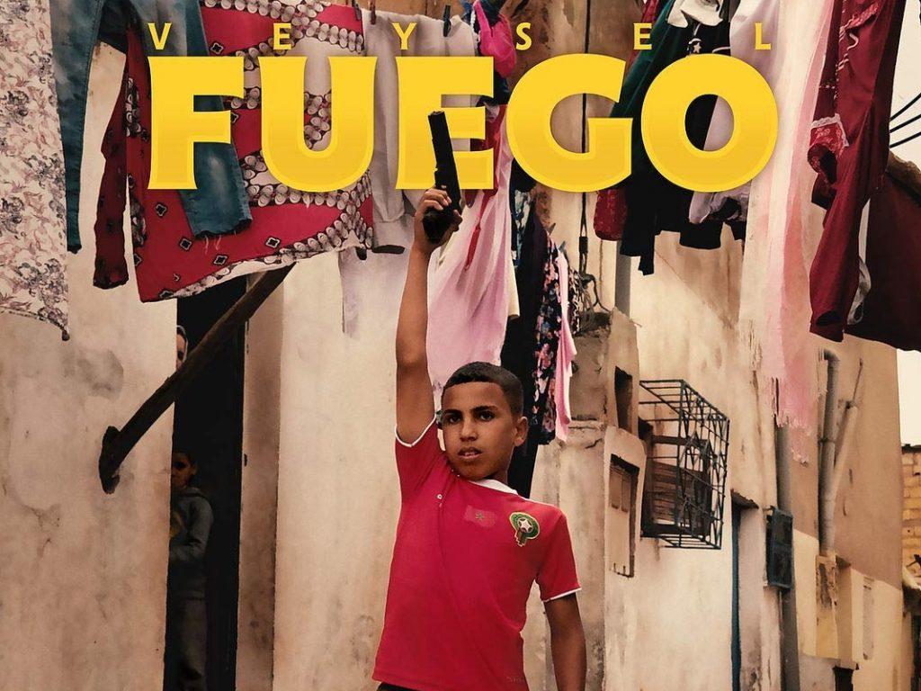 """Cover """"Fuego"""" von Veysel"""