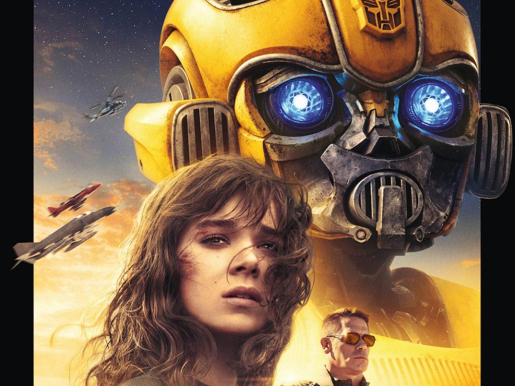 Filmplakat Bumblebee (Transformers)