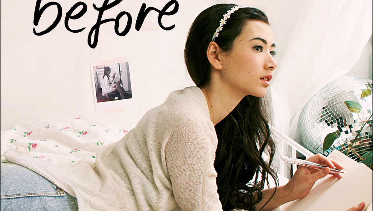 "Buchcover ""To all the boys I've loved before"" von Jenny Han"