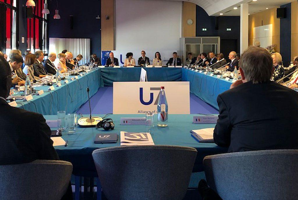 Treffen U7+