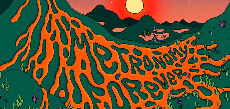 Cover des neuen Metronomy-Albums