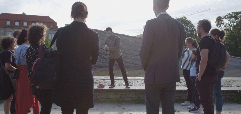 Szene aus dem Kurzfilm