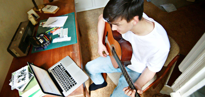 DIY Gitarre lernen